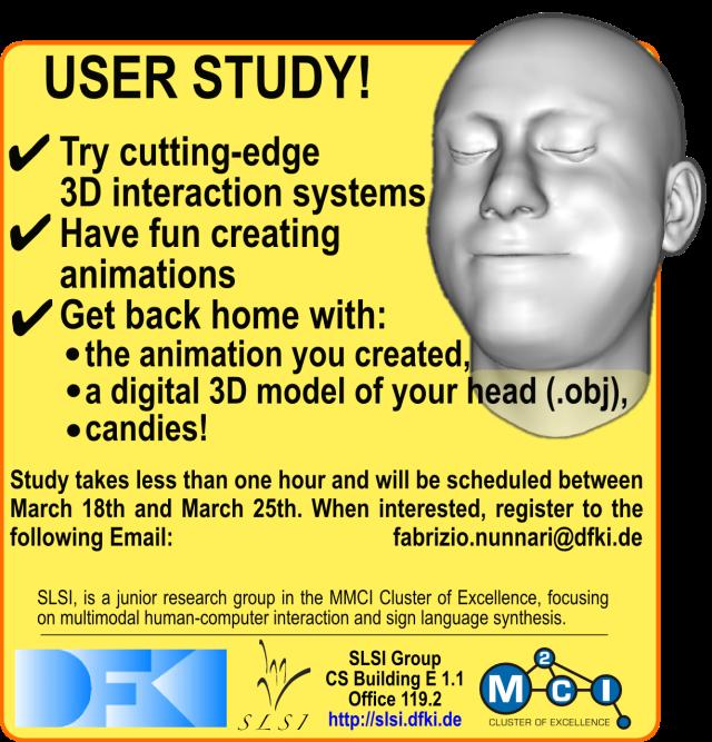 User Study!
